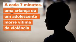 Mais de 80% das crianças ouvidas pelo Unicef no Brasil temem