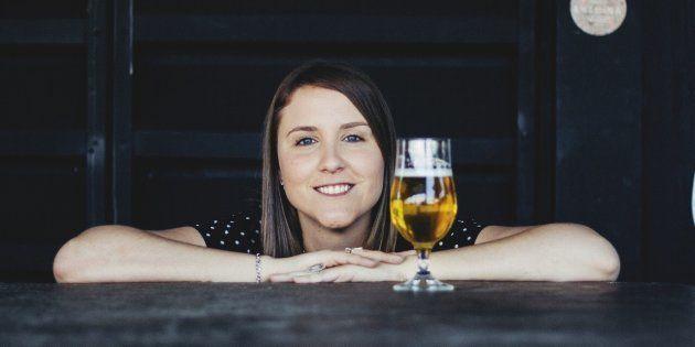 Lugar de mulher é fazendo cerveja - e onde mais ela