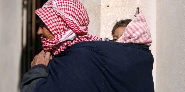 Mais da metade dos novos refugiados no mundo no primeiro semestre de 2016 vieram do conflito na