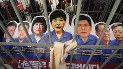 Após pressão popular, a presidente da Coreia do Sul sofre