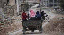 Síria: Um lugar de horror selvagem e de injustiça