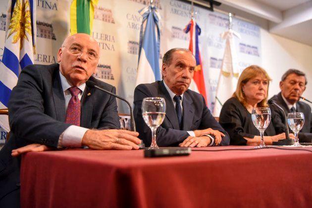 Ministros de Relações Exteriores do Mercosul se reúnem para discutir crise na