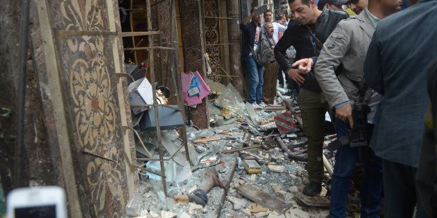 Explosões ocorreram cerca de 20 dias antes da visita do papa Francisco ao