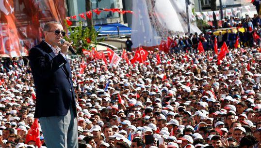 Como o presidencialismo turco pode ser o sonho de todo governo