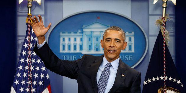 Obama anuncia sua primeira aparição pública após deixar a Casa