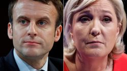 Macron e Le Pen devem disputar o 2° turno das eleições na
