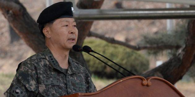 O Exército sul-coreano é acusado de violações dos direitos humanos e de ameaças e