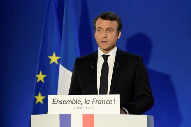 Com 65,9% dos votos, Emmanuel Macron vence eleições na