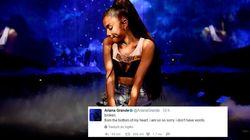 Artistas lamentam ataque em show de Ariana Grande: 'Pior pesadelo' de qualquer