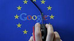 União Europeia aplica multa recorde ao Google de R$ 8,9 bilhões por