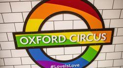 Metrô de Londres vai adotar neutralidade de gênero em seus