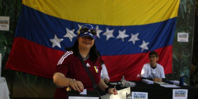 Em mais de três meses de manifestações diárias contra o regime chavista, pelo menos 91 pessoas