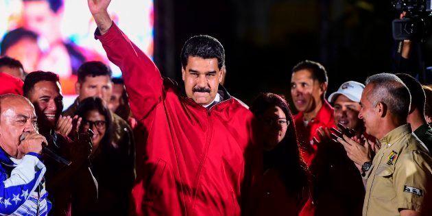 EUA, Europa e países sul-americanos criticaram convocação do presidente do país, Nicolás