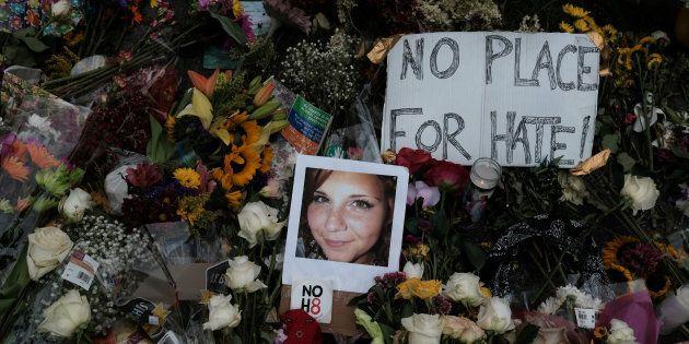 A ativista Heather Heyer, de 32 anos, foi atropelada por um dos membros do grupo de supremacistas, James...
