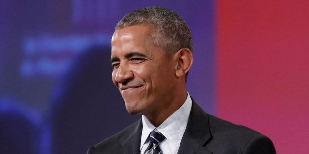 Obama ocupa um espaço de mais de 760 metros quadrados na região central de