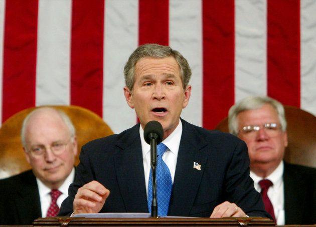 George W. Bush aumentou rixa com Coreia do Norte, ao incluí-la no 'Eixo do