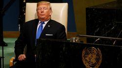 Trump sobre Coreia do Norte: 'Não temos escolha senão destruir