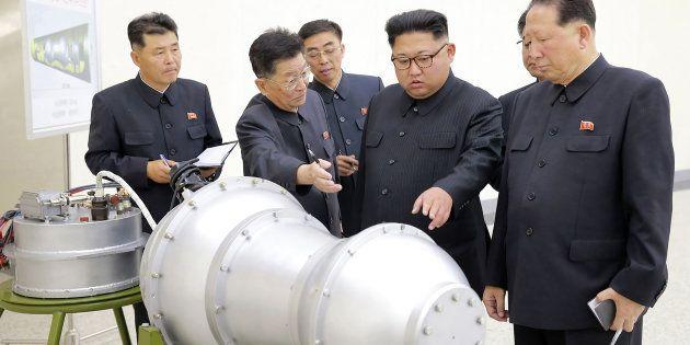 Coreia do Norte ameaça testar bomba nuclear de hidrogênio no