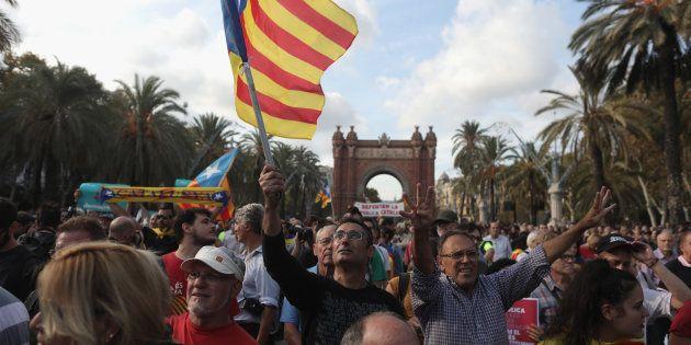 Apesar do anúncio, a separação não é reconhecida pela Espanha, que a considera