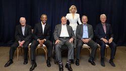 A solidariedade que juntou ex-presidentes dos EUA e Lady Gaga em uma