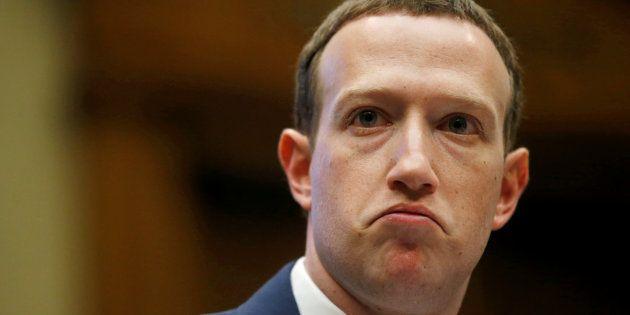Mark Zuckerberg,CEO do Facebook, foi sabatinado pelo Congresso americano na última terça-feira