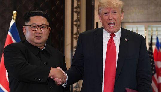 As imagens históricas e os detalhes do acordo de 'desnuclearização' da Coreia do