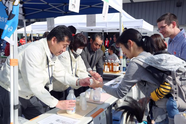 Seikatsu Club hosts a tasting event to introduce producers and cooperative
