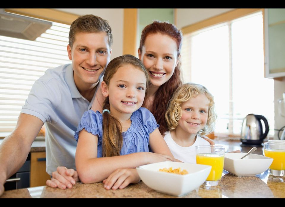 <br>The following four breakfast options provide variety for the morning routine. Choices include quick weekday breakfasts, a