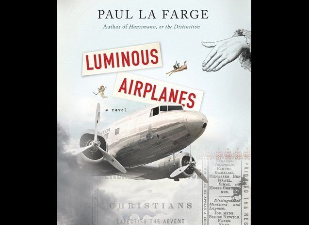 "La Farge's newest novel, which he has dubbed a <a href=""http://www.luminousairplanes.com/section/some-definitions"" target=""_h"