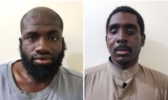 Warren Christopher Clark, 34, and Zaid Abed al-Hamid, 35, were among five men recently captured fighting for ISIS in Syria, a