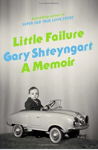 Lovers of Gary Shteyngart will delight in this raw, funny, and tender tale of exile, coming of age, and family love. Little F
