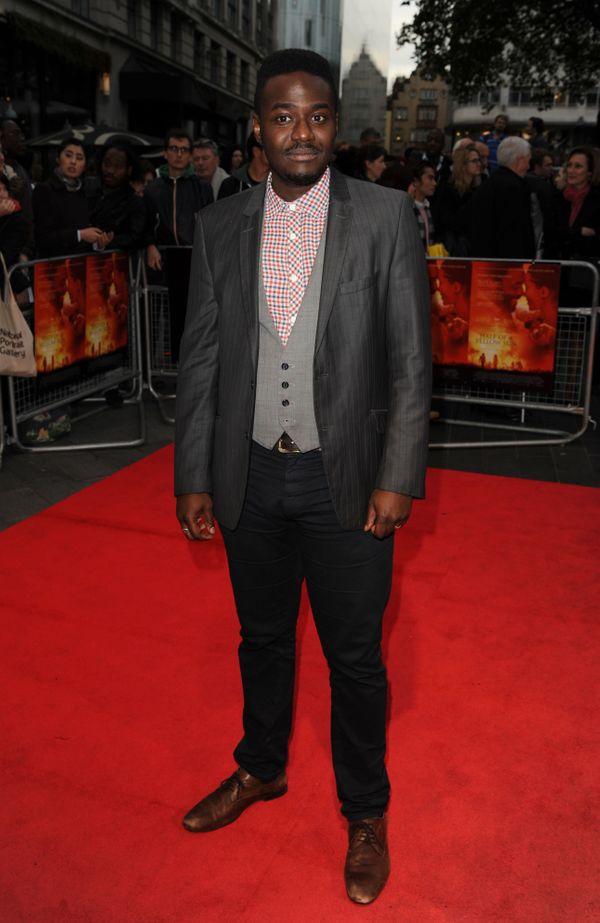 Babou Ceesay plays John.