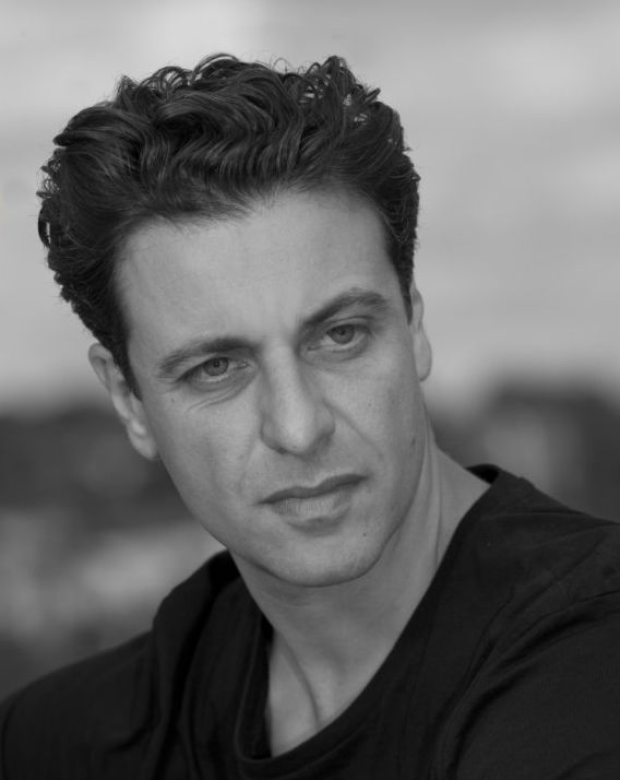 Adam Levy plays Peter.