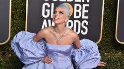 Lady Gaga Wraps Golden Globes Night... With Cereal In