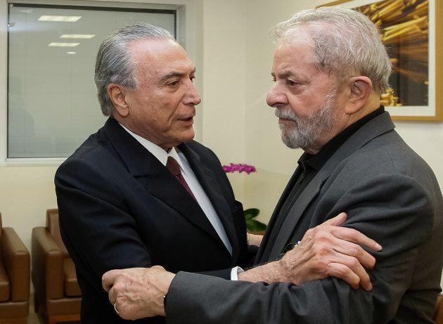 Michel Temer presta condolências a Lula após morte de Marisa