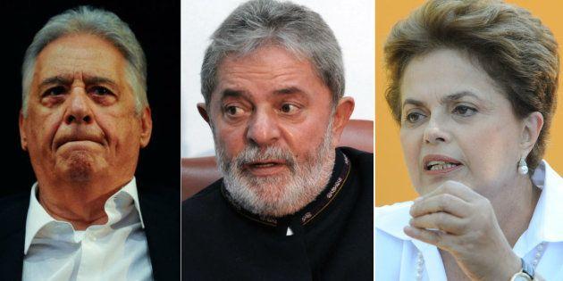 FHC, Lula, Dilma e o mesmo argumento: 'Não tem como presidente saber de