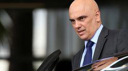 Em palestra, Alexandre de Moraes chama governo do PT de