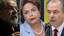 Lula, Dilma e Mercadante tentaram obstruir a Lava Jato, diz Polícia