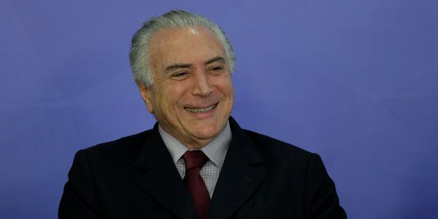 Depois de Dilma saudar a mandioca, Temer enaltece a