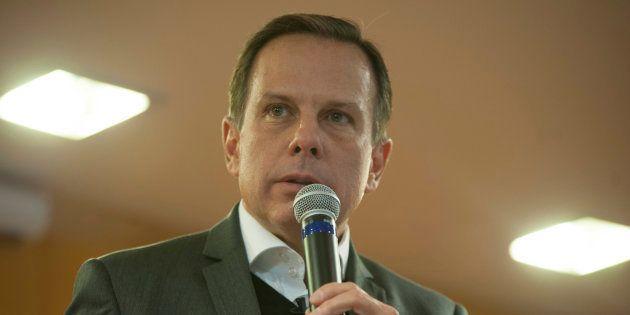 Prefeito de SP, João Doria é cogitado para ser candidato do PSDB nas eleições presidenciais de