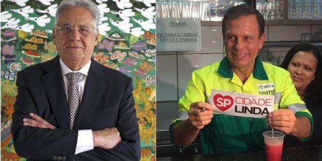 Ao jornal, o ex-presidente diz acreditarque Doria não vai ser o nome do PSDB para a disputa presidencial...