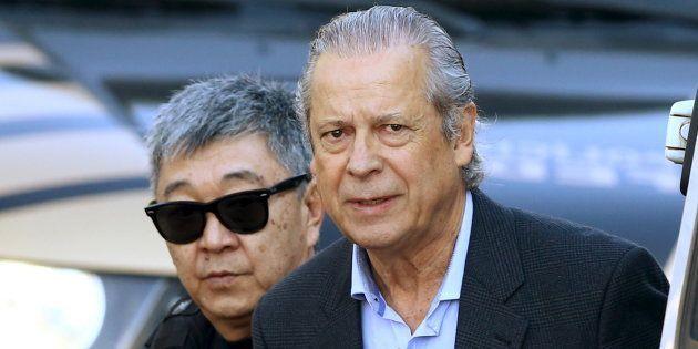 Defesa de Dirceu sustentou que o ex-ministro tem mais 70 anos e não há motivos para que ele continue