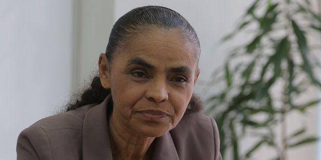 Marina Silva recebeu HuffPost Brasil na sede da Rede Sustentabilidade, em