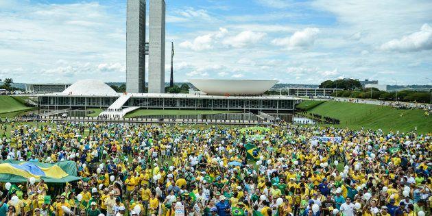 O Vem Pra Rua cancelou as manifestações que tinhamsido convocadas em todo o Brasil para o próximo domingo
