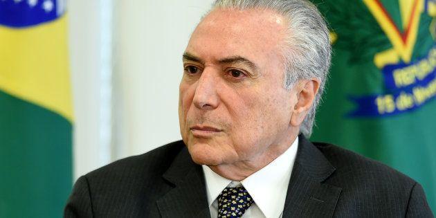 Ordem dos Advogados do Brasil (OAB) protocoloa pedido de impeachment do presidente Michel