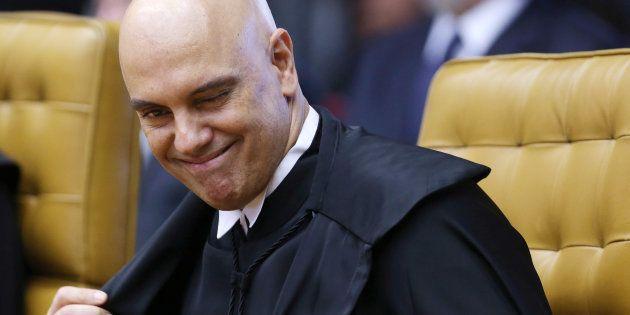 O ministro do Supremo Tribunal Federal (STF) Alexandre de Moraes pediu vista do julgamento que pode restringir...