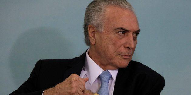 Presidente Michel Temer se recusa a responder 82 perguntas da Polícia Federal sobre delação da