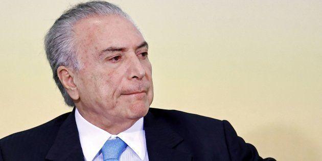 Delação da JBS implica o presidente Michel Temer em pelo menos três