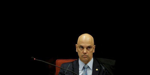 Alexandre de Moraes (foto) acompanhou o voto do relator, Edson