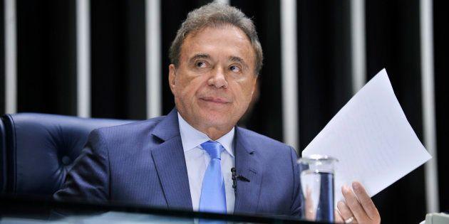 Senador Álvaro Dias lança pré-candidatura para 2018 pelo